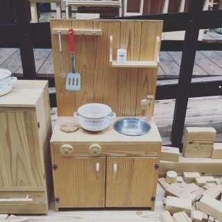 【木根館】ままごとキッチンworkshop