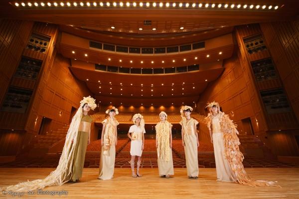 大ホール舞台写真