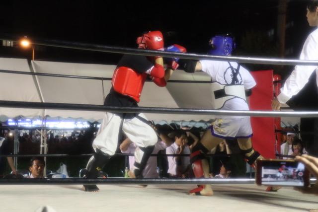 美容室ヘアーズアッシュ 経営者ヤギちゃんの「アラフィフキックボクシング道」